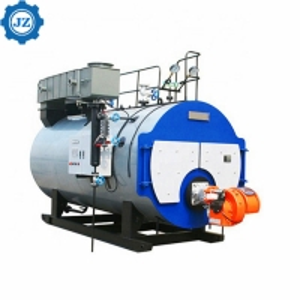 China Energy Saving Fire Tube Gas Oil Fired Steam Boiler For Rubber Vulcanization Vulcanizing wholesale