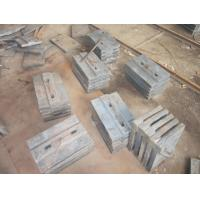 Double-inlet & Double-outlet Coal Mill Lining System BBI4384 DF091