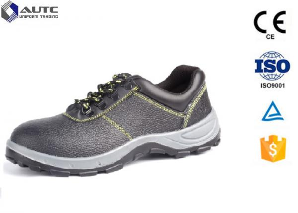 Quality Puncture Resistant PPE Safety Shoes Engineers Workers Lightweight BK Mesh Lining for sale