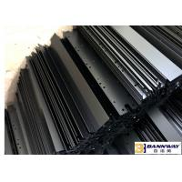 Sand Blasting Custom Aluminum Extrusions Reliable 10mm - 6000mm Length