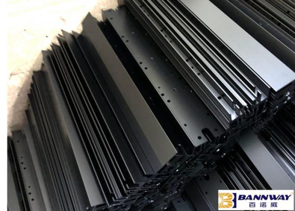 Quality Sand Blasting Custom Aluminum Extrusions Reliable 10mm - 6000mm Length for sale