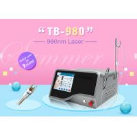 China Vascular Clearance Vein Removal 980nm Vascular Removal Machine wholesale