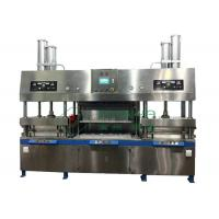 China Disposable Semi Automatic Paper Plate Making Machine with 1000~10000 Pcs/H wholesale