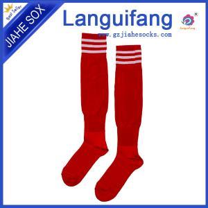 China 2016 Made In China Sock Custom Football Sock Wholesale Soccer Sock on sale
