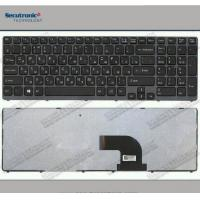 China Laptop Accessories Computer Keyboard Replacement S550R-B-L For Sony SVE151 on sale