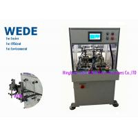 China Two Stations Armature Coil Winding Machine  wholesale