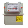 China Metro de gas comercial del diagrama inteligente, metro de gas de acero del hogar del caso G4 con la tarjeta de IC wholesale
