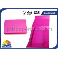 China Custom Printing Foldable Paper Box for Gift Packaging with Cardboard or Art Paper wholesale