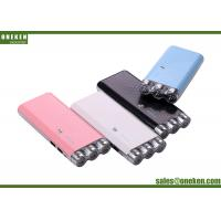 China Compact Emergency Portable 9000mAh Flashlight Power Bank Battery Charger wholesale