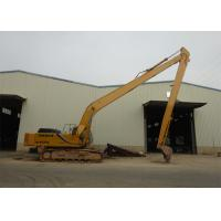 Buy cheap Q345B + Q690D Material 22 Meters Long Reach Boom for Kato Excavator HD1430 from wholesalers