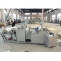 China 100m/Min Non Woven Fabric Roll Cutting Machine 6.5KW Rewinding Perforating on sale