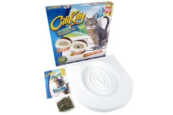 Citikitty Automatic Toilet Flusher
