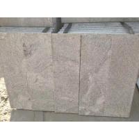 China Wave Sand  Granite Tiles for floor wall stair polished honed flamed cut to size wholesale
