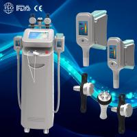 China New 5 handles cryolipolysis body slimming beauty equipment for clinic in advance wholesale