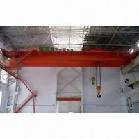 China Explosion-proof Double Beam Overhead Crane, All Motors and Electrical Organs Have EX-proof Function wholesale