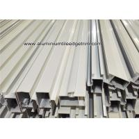 China Powder Coating White Aluminum Door Frame Extrusions / Sections / Profiles / Panels wholesale