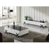Buy cheap sell high glossy coffee table,#A-120,TV cabinet,#B-120 from wholesalers