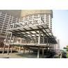 China Multi-storey steel structure platform mezzanine floor building wholesale