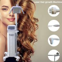 Buy cheap hair loss treatment machine low level laser therapy laser hair growth machine from wholesalers