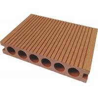 China Recycled Material Wood Plastic Composite Exterior Wall Cladding Flooring Decking wholesale