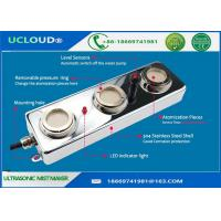 China Industrial 3 Head Ultrasonic Mist Maker For Greenhouse Aeromist Hydroponics wholesale