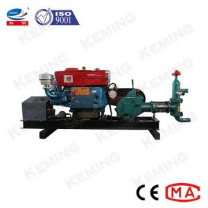 China Diesel Mud Conveying 300L/Min Cement Slurry Pump For Drilling Engineering wholesale