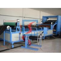 China Sheet Extruder Machine Plastic Extrusion Line For Railway And Airport Runway on sale