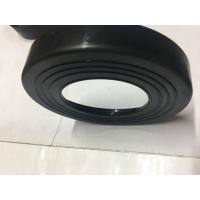China Customized Toilet Tank Rubber Seal Ring Gasket Good Elongation Without Flange for sale