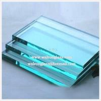 4-19mm Thick Tempered/Toughened Glass with CE Certificate