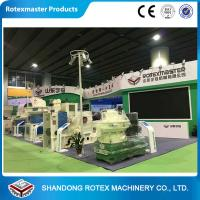 Quality Large Capacity Biomass Pellet Making Machine , Wood Pellet Processing Equipment for sale