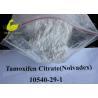 China Tamoxifen pharmaceutique des stéroïdes 10540-29-1 Nolvadex oestrogène cristallin blanc de poudre d'anti wholesale