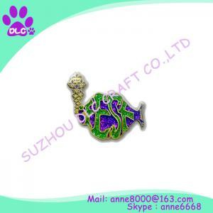 Quality cheap wholesale metal custom design logo lapel pins for sale