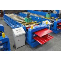 China CNC Full Automatic Double Layer Roll Forming Machine 380V 50Hz 3 Phase wholesale