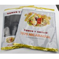 Large - Capacity Moisturizing Cigar Plastic Bags Sponge With Humidified System for sale