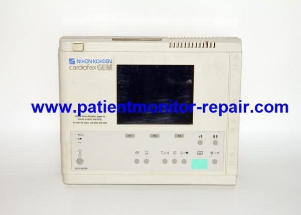 Quality NIHON KOHDEN cardiofax GEM ECG-9020K Patient Monitor Repair for sale