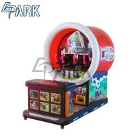 Buy cheap Kids Real Ball Shooting Video Arcade Game Machine from wholesalers
