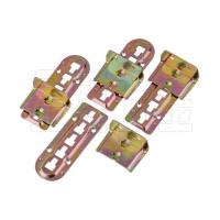 China Metal Homeware Fittings Bed Frame Hinges 140mm Size High Durability on sale