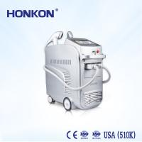 China 808 Laser Diode Hair Removal Machine With New Patented Vacuum Assisted Technology wholesale