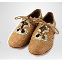 China 2015 wholesale china handmade woven elastic leather shoes for women wholesale