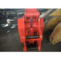 Quality Excavator Grapple Hydraulic Bucket Thumb Grapple With Grating Bucket for sale
