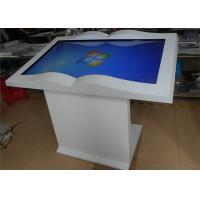 Buy cheap Tempered Glass 46 Inch Touch Advertising LED Billboard All In One Screen from wholesalers