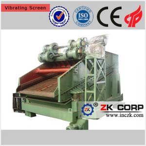 China China Gold Professional Vibrating Screen Supplier / Vibrator Sieves Screen wholesale
