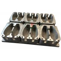 Buy cheap Customized Design Pulp Mold Aluminum Shoe Tree / Shoe Insert Pulp Mould from wholesalers