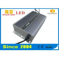 China High Power Waterproof LED Power Supply , 300W Waterproof LED Driver wholesale