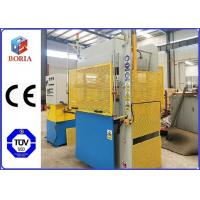 China PLC Rubber Vulcanizing Press Rubber Processing Machine Frame Type 1200 * 1300mm Hot Plate Size wholesale