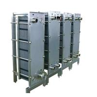 China 2000T Mineral Oil 1.6Mpa Titanium Plate Heat Exchanger on sale