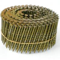 China coil roofing nail on sale