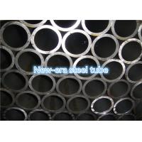 China Economizer Thick Black Tube , High Tolerance Cold Finished Seamless Tube wholesale