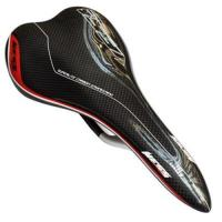 2012 Ness Carbon Fiber Road Racing Bike Saddle Black