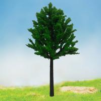 China LAYOUT MODEL TREE Plastic GREEN TREE,FGT04 H:30-130MM wholesale